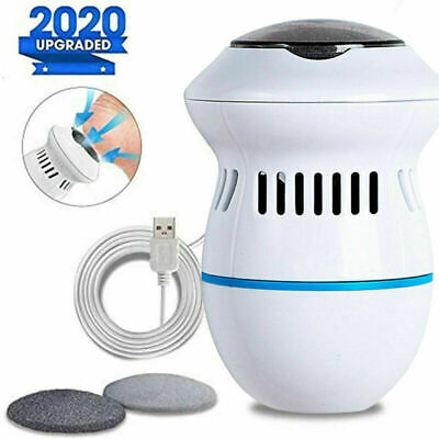 Electric Foot File Grinder Foot Pedicure Tool Dead Skin Callus Remover