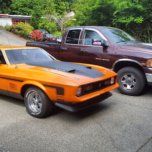 1971 Ford Mustang (Mach 1)