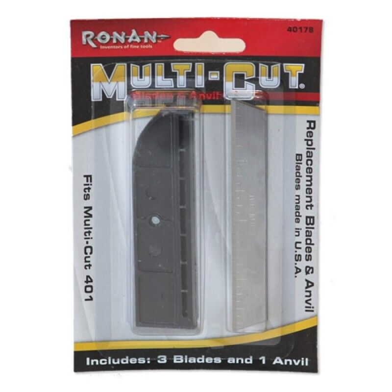 Ronan Large Multi-Cut Replacement Blades