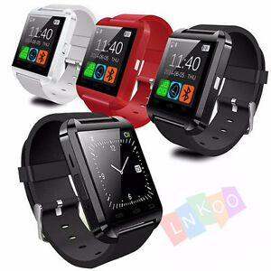 Bluetooth Smart Wrist Watch For Android Samsung Galaxy S6 Plus
