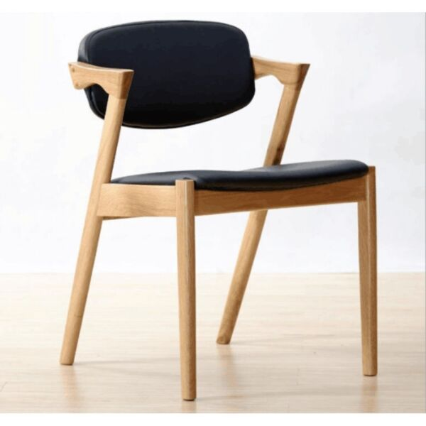 CSC 016 PO Solid Wood Chair, Dining Chair