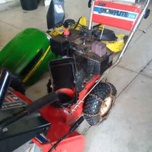 Looking for snowblower 8hp engine