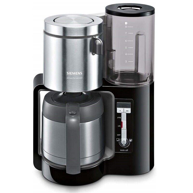 Siemens TC86503 Kaffeemaschine 1100 Watt Optimales Kaffeearoma R13#28
