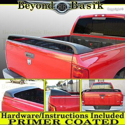 For Ram 1500 11-16 JKS High Profile Truck Factory Style Rear Spoiler Unpainted