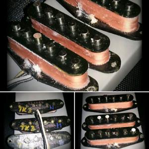 '59s Alnico 5 Single coil set