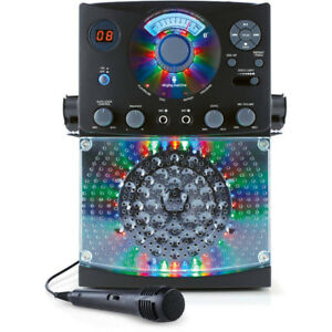 Singing Machine SML385BTBK  Karaoke Set