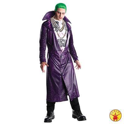 RUB 3820116 Lizenz Herren Kostüm Joker Deluxe aus Suicide Squad Karneval Fashing