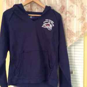 Hoody size large, Colorado Avalanche NHL