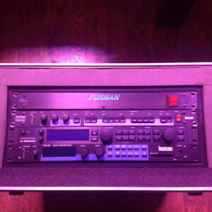 Vintage digital effects. Lexicon   Closet clearance