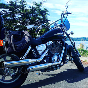 2005 honda shadow 1100cc sell or trade