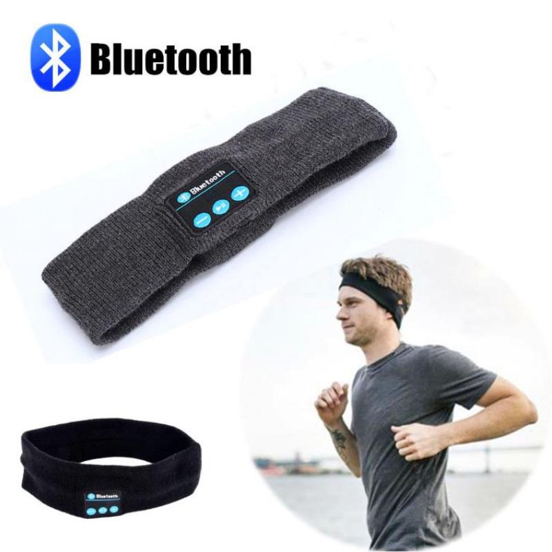 Bluetooth Headset Earphone Wireless Headphones Unisex Ear Wa