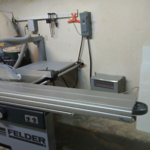 Custom cabinetmaking and woodworking business for sale.