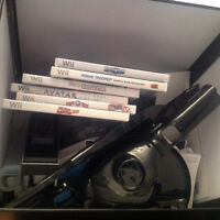 WII.......BOX LOT..PRICE FOR THE BOX