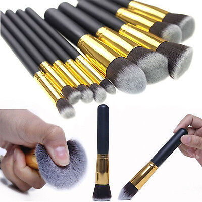 Makeup Tool Brush Set Powder Brushes Eyeshadow Professional Cosmetic Blush kit