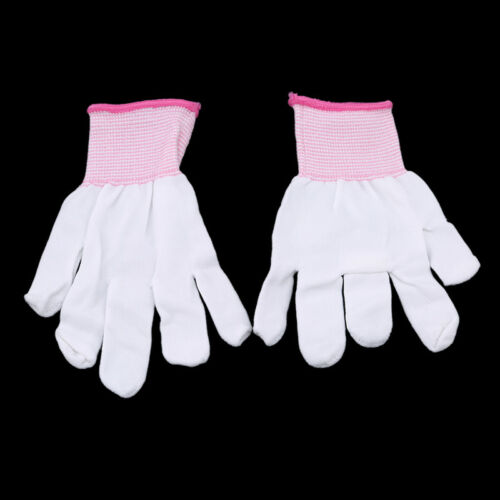 1 Pair Nylon Quilting Gloves For Motion Machine Quilting Sewing Gloves LD