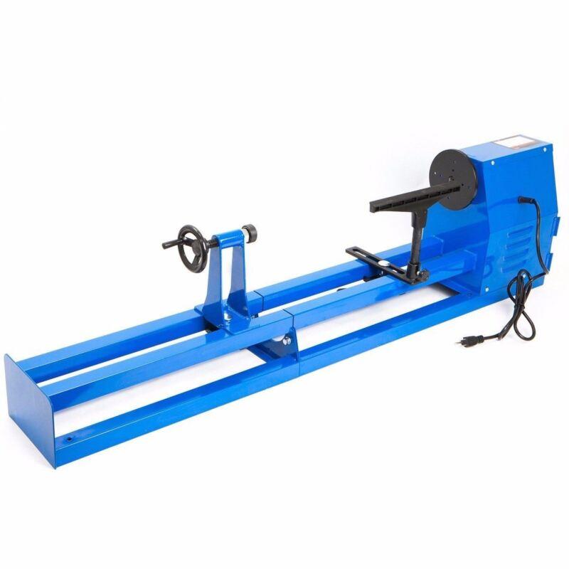 "40' Inch 4 Speed 1/2 HP 120v  Wood Turning Lathe Machine 14"" x 40"" New"