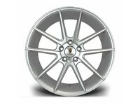 "19"" Stuttgart ST9 Silver Alloy Wheels.Suit Audi A3,VW Caddy,Golf,Jetta, Passat,Seat Leon 5x112"