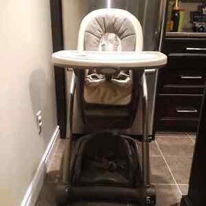 Graco Highchair  4 in 1