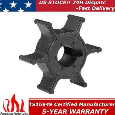 Impeller for Yamaha 4HP Outboard Motor Water Pump 6E0-44352-00-00 6EO-44352-003