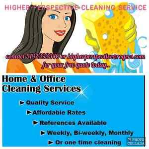 Residential and office cleaning available  Cambridge Kitchener Area image 1