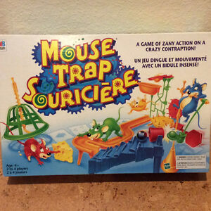 new mouse trap board game instructions