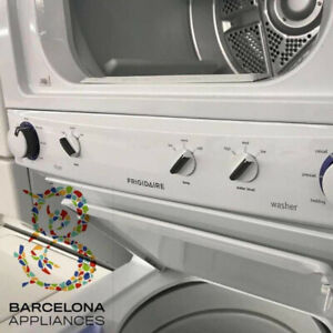 24' or 27' LAUNDRY CENTER OR FRONT LOAD WASHER AND DRYER