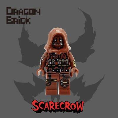 tom Vogelscheuche Lego Minifigur (Vogelscheuche Custom)