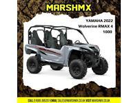 Yamaha RMAX X4 1000cc 2021 Model - Nil Deposit Finance Available