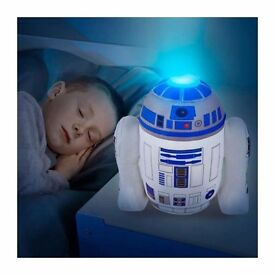Star Wars R2-D2 2-in-1 Night Time Go Glow Pal Plush Soft Toy with Night Light