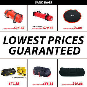 Sand Bags Cross Training Boxing Mma Strength Equipment Bag