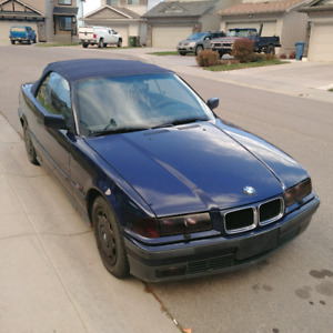 1996 BMW 328i Convertible