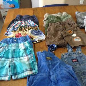 Boys 2-3 summer clothes