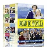 Road To Avonlea: The Complete Series DVD Seasons 1-7 Box Set
