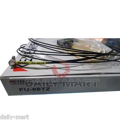 Keyence Digital Fiber Optic Sensor Fu-66tz Fu66tz New In Box Nib Free Shipping
