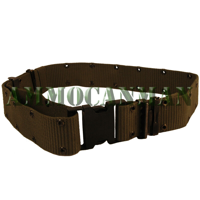 United States Military LC-1 Previously Issued Belt