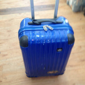 Sharper image Carry on Suitcase