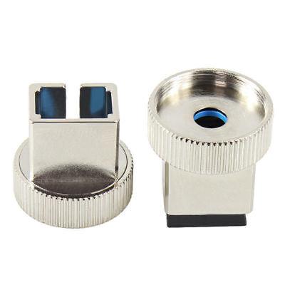 Optical Power Meter Light Source Nice Fiber Optic Tool M16 Sc Adapter Connector