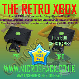 Original Xbox Retro Systems
