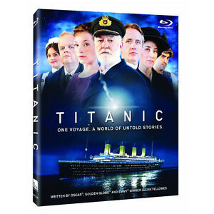 Titanic (Blu-ray 4 part mini-series) Regina Regina Area image 1