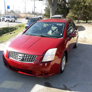 07 nissan sentra only 170 km, safety+3 month warranty* included