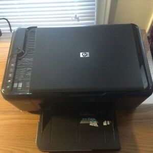 HP Deskjet F4480 All-in-One Printer.