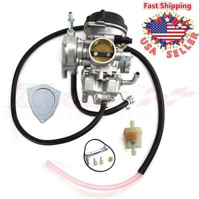 Carburetor Carb For Suzuki Quadsport Z400 LTZ400 2x4 03-07 Kawasaki KFX400 03-06