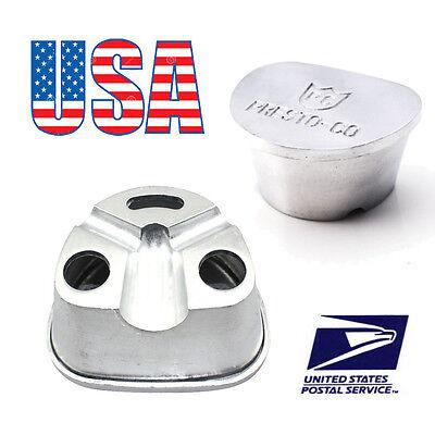 Dental Lab Equipment Aluminum Duplicating Flasks Used For Compressor Usa Stock