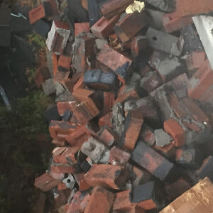 Brick from 50-60yr old fireplace. Good condition