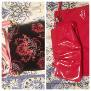 Juicy coture crossbody and wristlet *BRAND NEW*