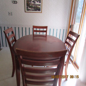 Dinning set ,table with 6 chairs