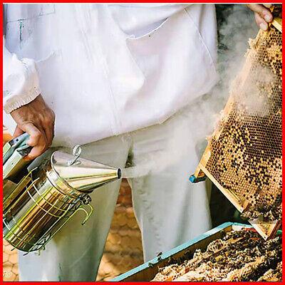 Beekeeping Smoker Equipment Hive Box Tool For Beehive Bee Manual Smoke Makwa