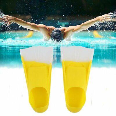 Swimming Snorkeling Training Short Blade Fins Swim Flippers For Youth (Swim Fins For Training)