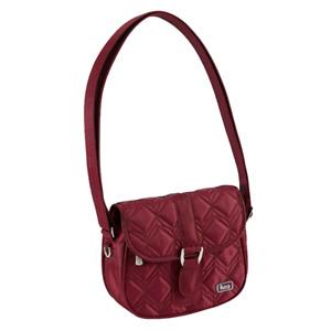 Lug Swing Mini Crossbody Bag in Cranberry Red (Signature Line)