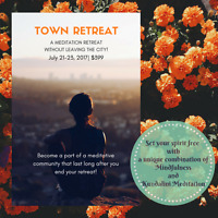 Town Retreat - A meditation retreat without leaving the city